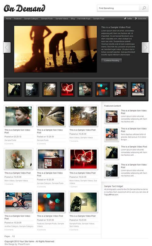 Best Music & Band & Audio WordPress Themes | Best WordPress Themes