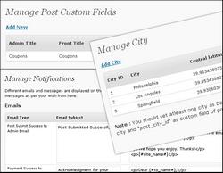 Geo Places V3 Custom Fields