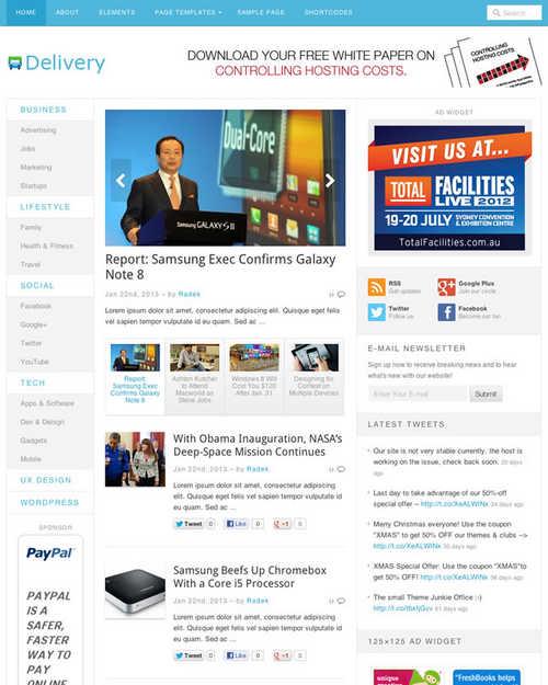 Best Portal WordPress Themes | Best WordPress Themes