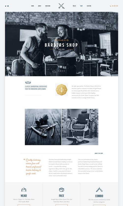 The Parlor WordPress Theme