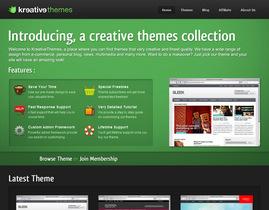 kreative themes