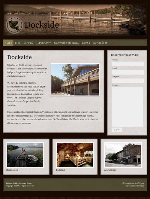 Dockside Child Theme
