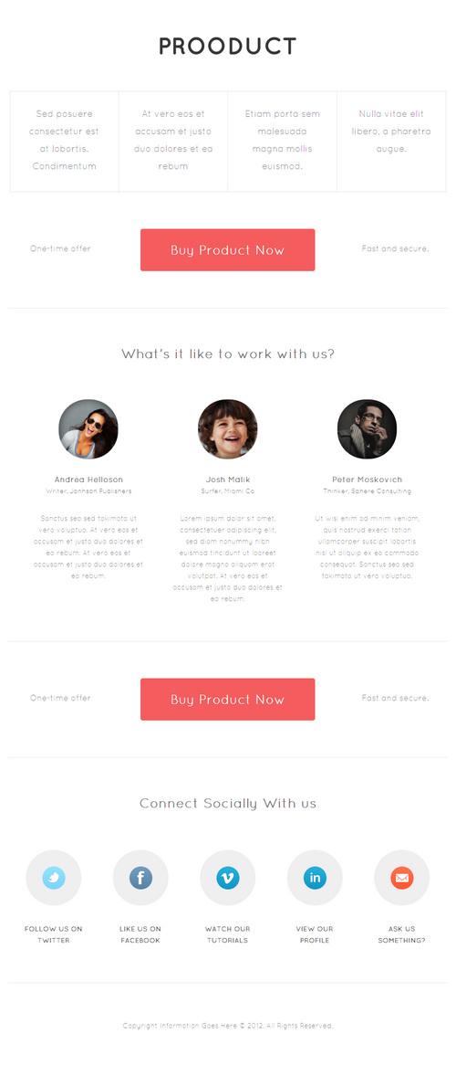 Prooduct WordPress Theme