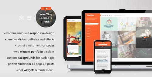 WowWay Responsive Design