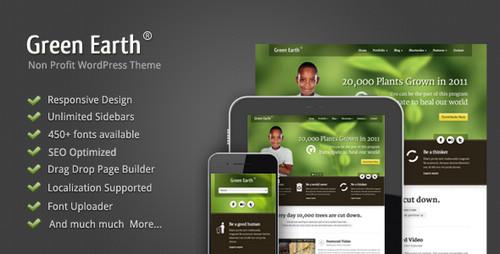 Green Earth Responsive Design