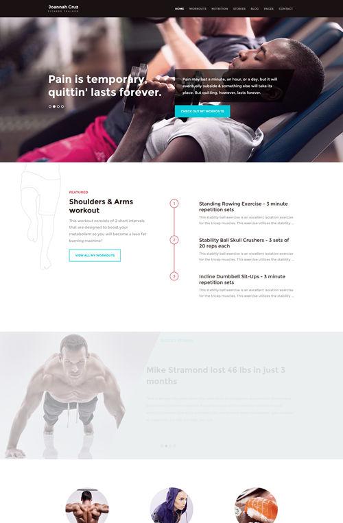 In Shape WordPress Theme
